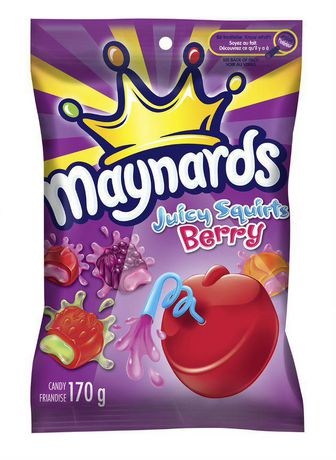 Maynards - Juicy Squirts Berry
