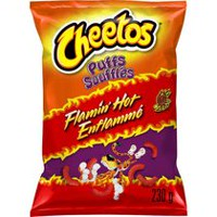 Cheetos Puff Flaming Hot