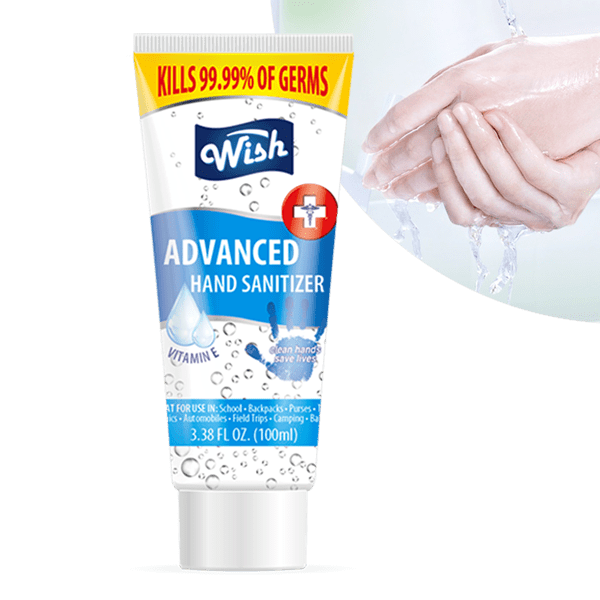 Wish - Advanced Hand Sanitizer