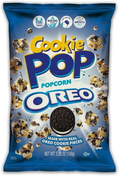 Cookie Pop Popcorn - Oreo 149g