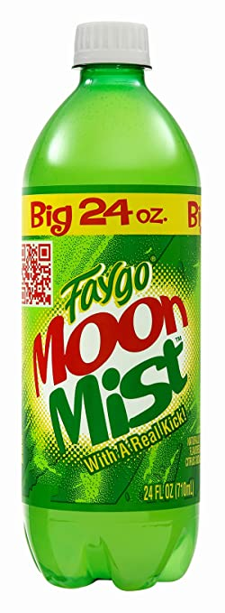 Faygo - Moon Mist - 24oz