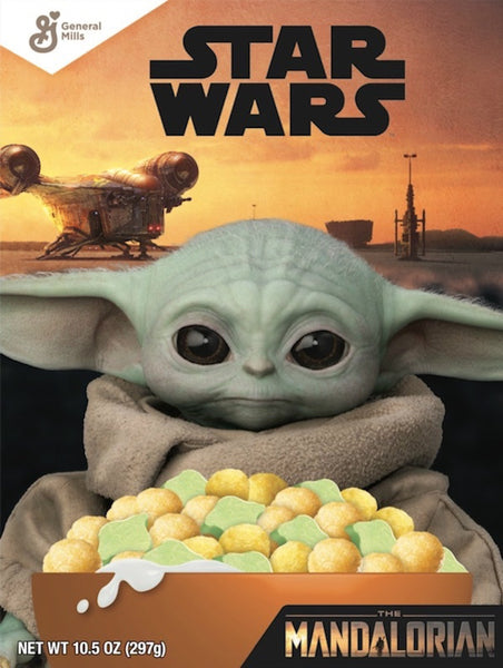 Star Wars Cereals