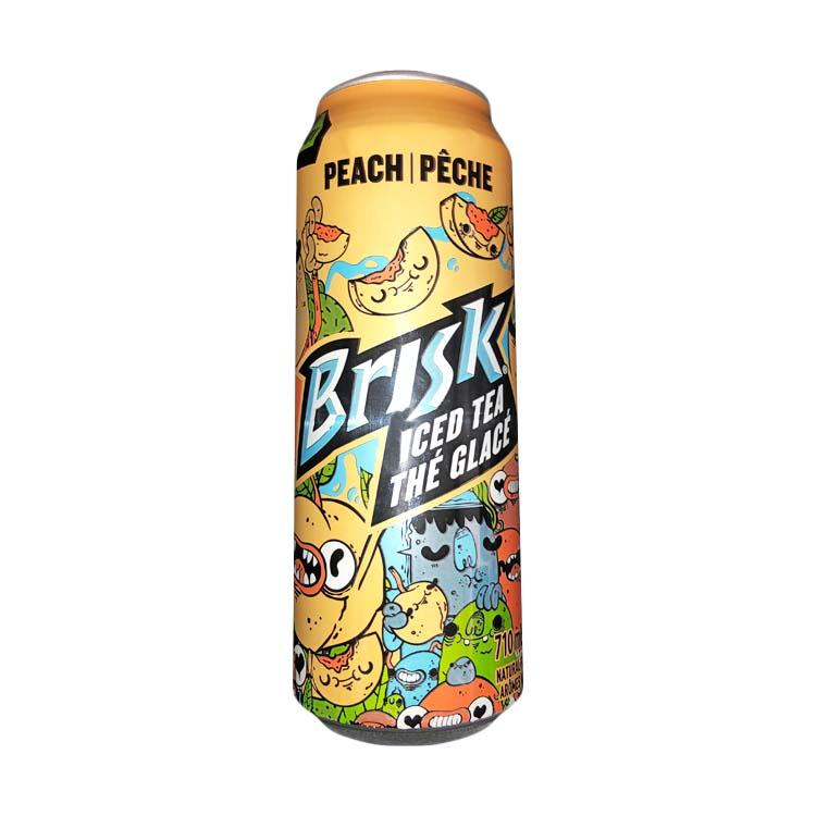 Brisk - Peach Iced Tea