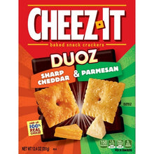 Cheez It Crackers