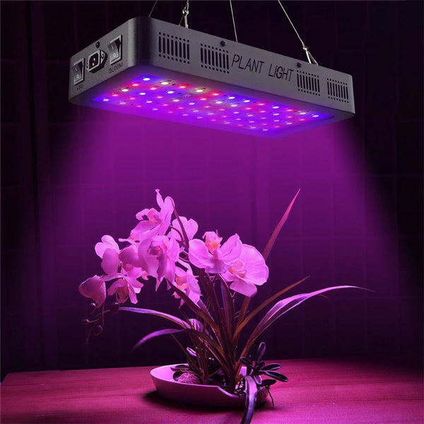 Full Spectrum 600W LED Grow Light