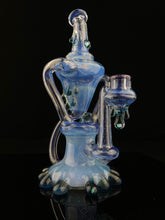Goolen Glass - Purple Lilac Recycler