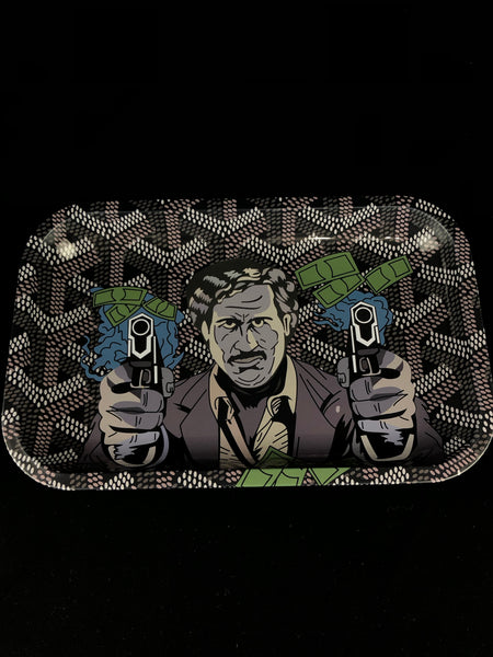 goyard - pablo - rolling tray - the north boro