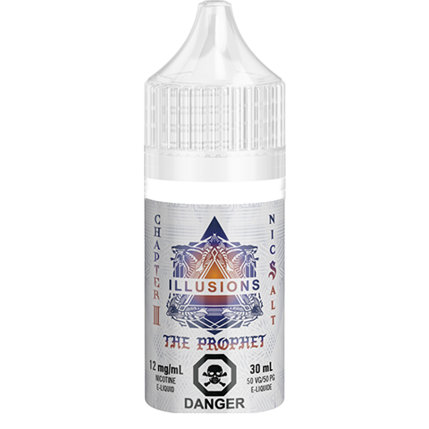 Illusions Salts The Prophet (30mL) - Nic Salts -