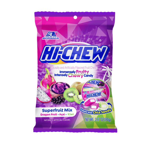 Hi Chew Super Fruit Mix Bag