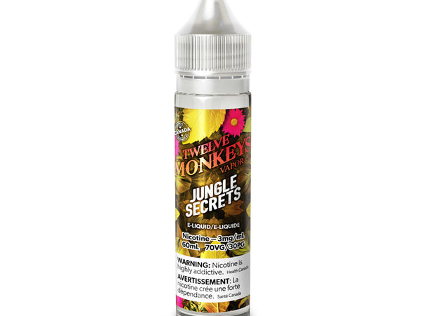Twelve Monkeys - Jungle Secrets 60ml