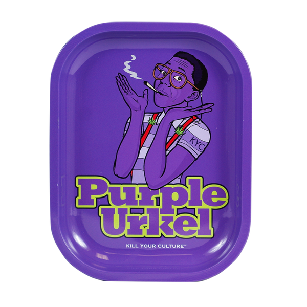 Kill Your Culture Rolling Tray - Purple Urkle