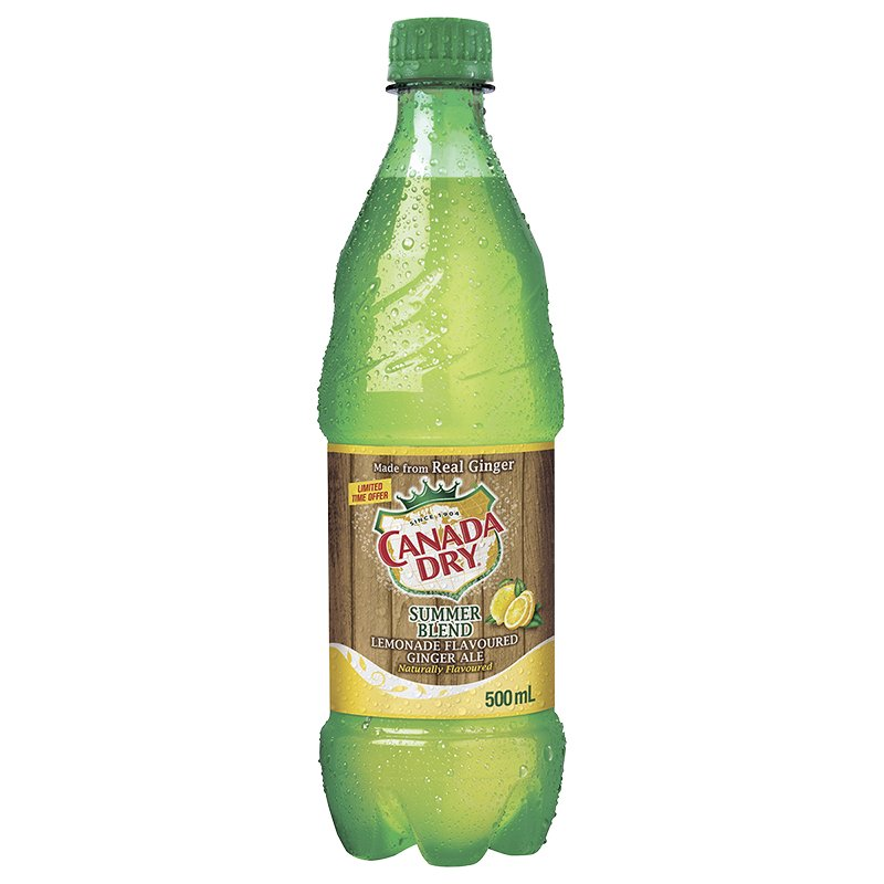 Canada Dry - Lemonade 500ml