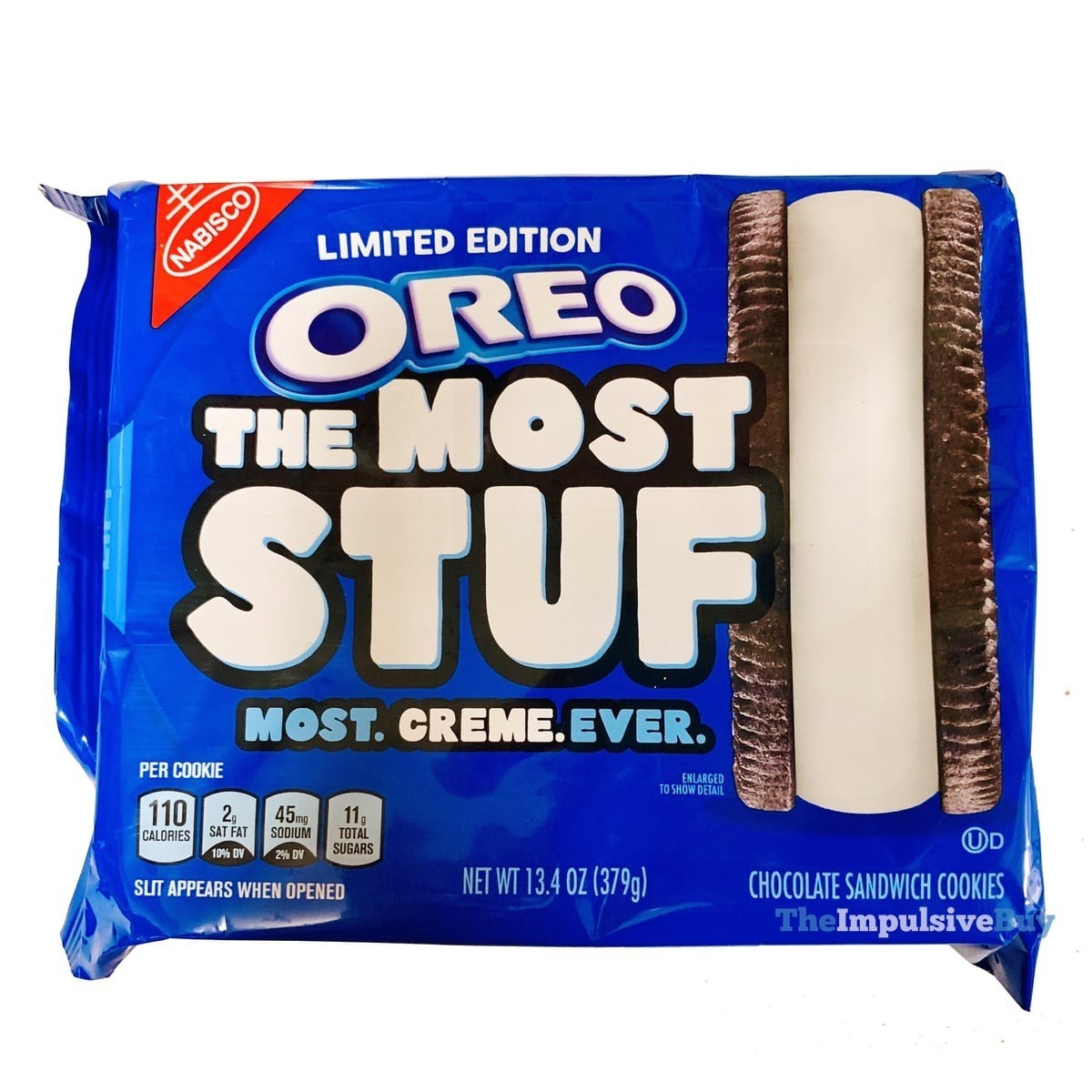 Oreo - The Most Stuf