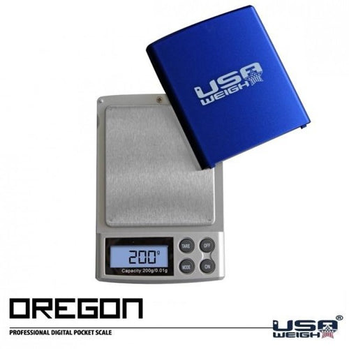 Oregon Digital Pocket Scale - 200g / 0.01g