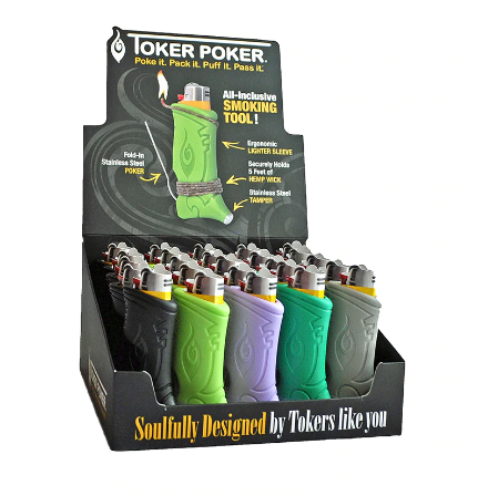 Toker Poker - Assorted Colors