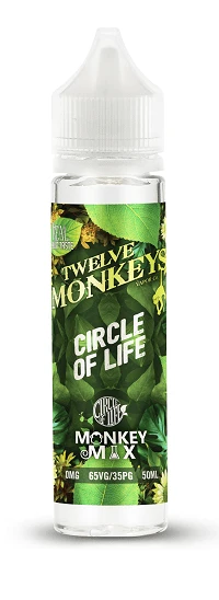 Twelve Monkeys - Circle of Life 60ml