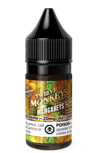 Twelve Monkeys Salts - Mangabeys