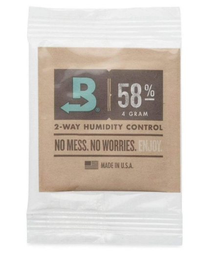 Boveda Size 4 58% single