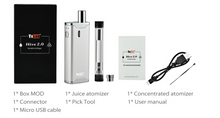 YoCan - Hive 2.0 Wax & CBD Starter Kit - TheNorthBoro