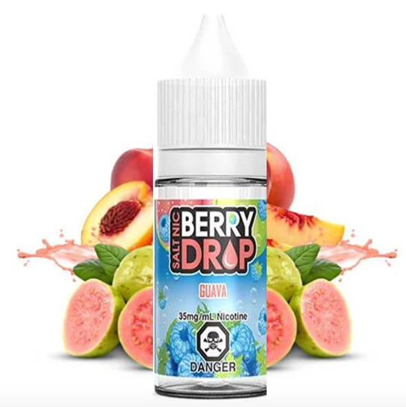 Berry Drop - Guava Salt