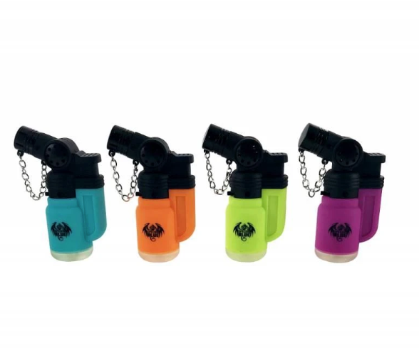 Special Blue Torch - Mini Butane Gas Torch Lighters