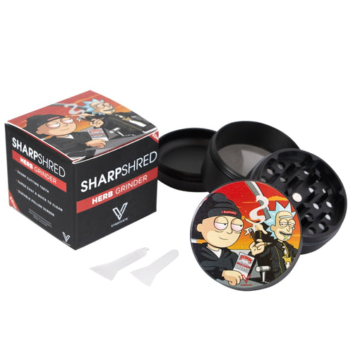 Sharp Shred - Riding Dirty 63mm Grinder