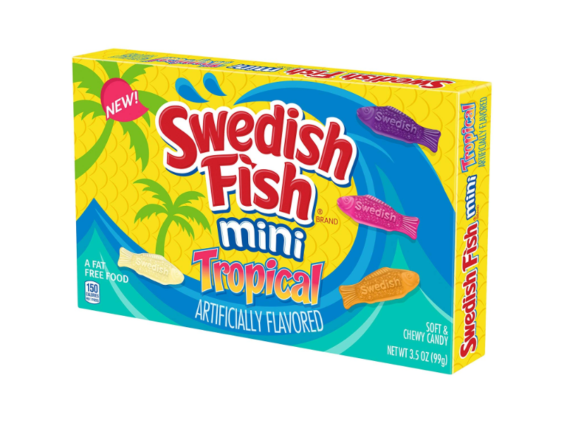 Swedish Fish - Tropical