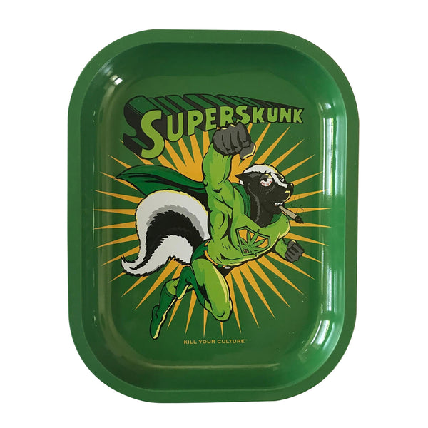 Kill Your Culture Rolling Tray - Superskunk