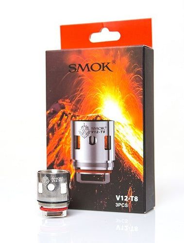 TFV12 V12-T8 Coils by SMOK - TheNorthBoro