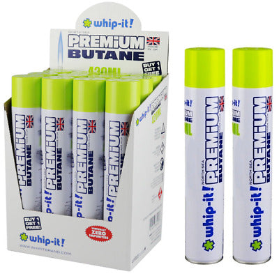 Whip It - Premium Butane - TheNorthBoro - master case