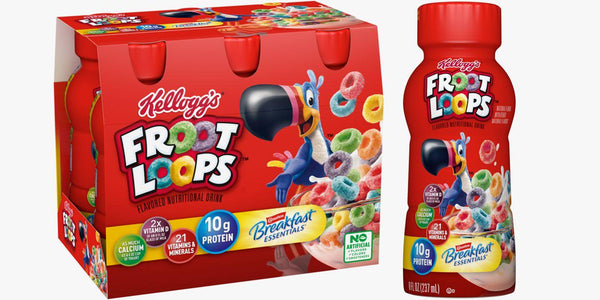 Froot Loops Breakfast Essentials