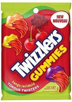 Twizzlers - Gummies Tangy