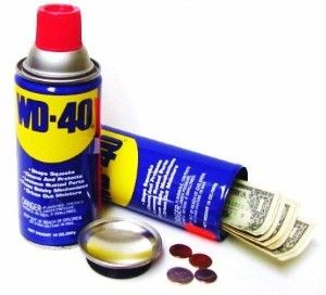 WD-40 Stash Can