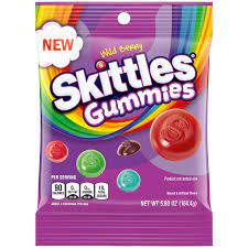 Skittles Gummies Wild Berry