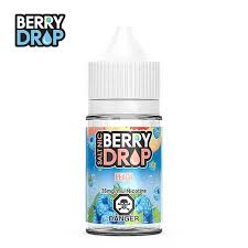 Berry Drop - Peach Salt