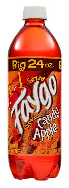Faygo - Candy Apple - 24oz