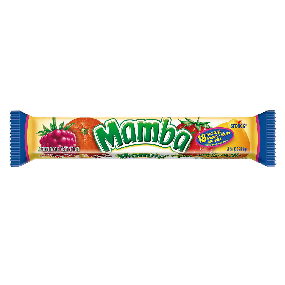 Mamba Fruity Chews
