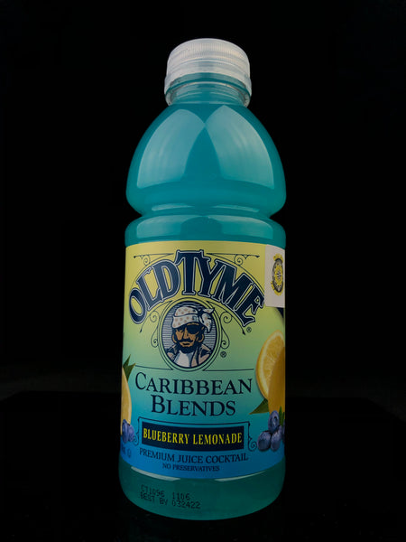 Old Tyme - Caribbean Blends -  Blueberry Lemonade