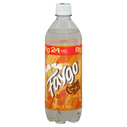 faygo - cream soda - quebec - canada