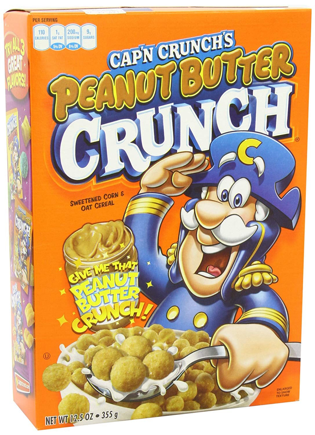Capn Crunch - Peanut Butter