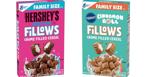 FILLOWS Creme Filled Cereal