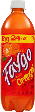 Faygo - Orange - 24oz