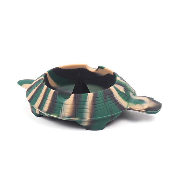 Turtle Silicon Ash Tray