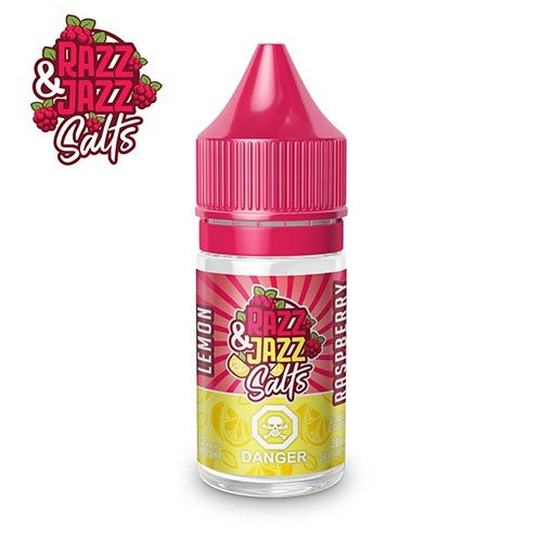 Lemon Raspberry (30mL) by Razz and Jazz Salts