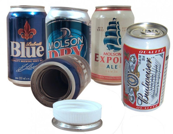 Beer Stash Cans