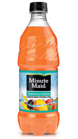 Minute Maid - Tropical Punch