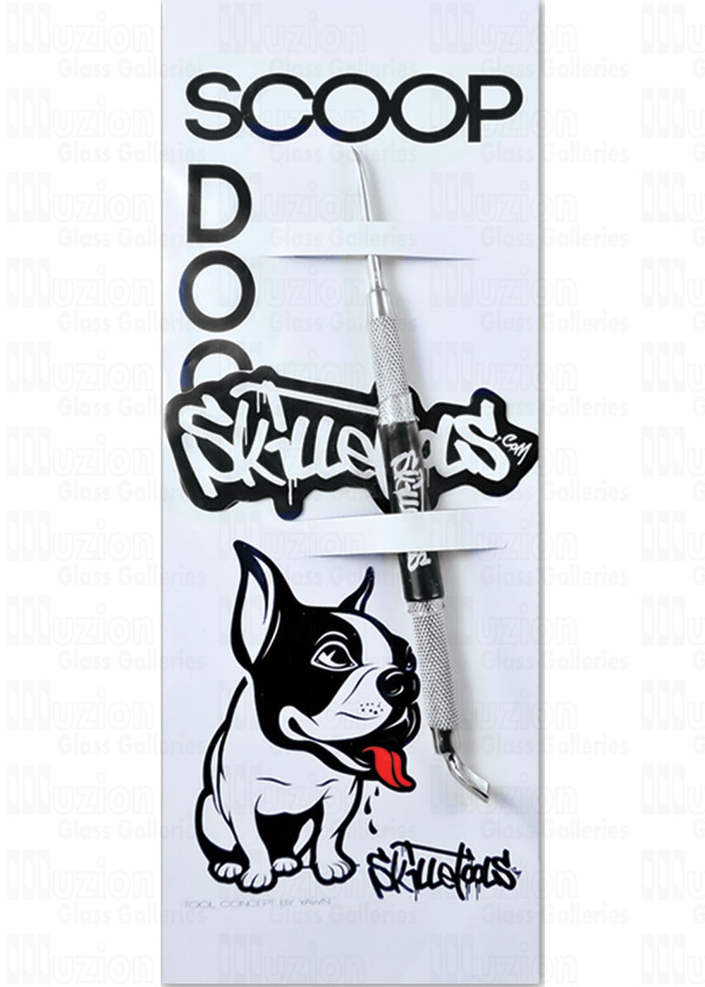 Skillet Tools - Scoop Dogg
