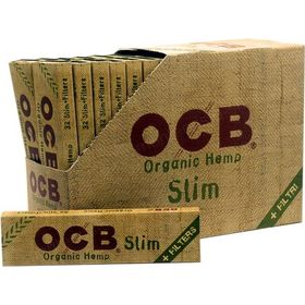 OCB - Organic Hemp Slim w/Filters