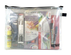 Artway A4 Art Kit - Ideal for GCSE and A-Level Creative / Art Courses