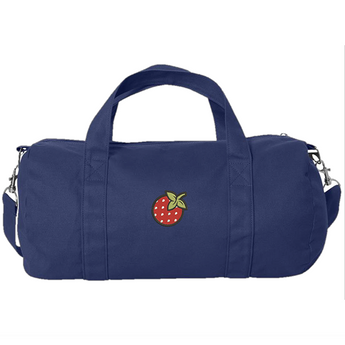 Strawburry17 Duffel Bag